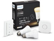Philips Hue White Ambiance 9,5 W E27 Starter kit